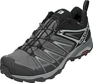 Salomon X Ultra 3 GTX Shoes Herren black/magnet/quiet shade Schuhgröße UK 10,5 | EU 45 1/3