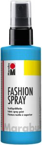 "Marabu Textilsprühfarbe ""Fashion Spray"" himmelblau 100 ml"