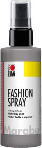 "Marabu Textilsprühfarbe ""Fashion Spray"" grau 100 ml"