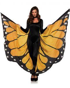 Butterfly Wings XXXL 330cm für Fasching