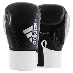 adidas Boxhandschuh Hybrid 75 12oz schw/w, ADIH75-90109-12