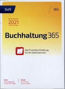 WISO Buchhaltung 365, CD-ROM