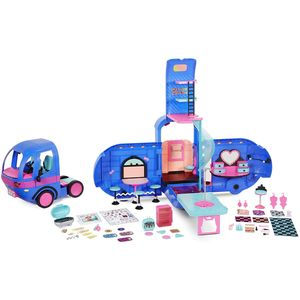 L.O.L. Surprise! 569459 L.O.L O.M.G. 4-in-1 Glamper Fashion Camper with 55+