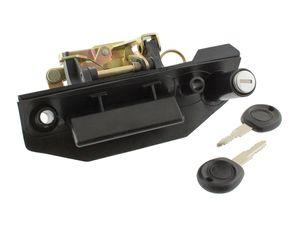 Türgriff Griff Heckklappe mit Schließzylinder Schloss 2x Schlüssel für VW T4 IV