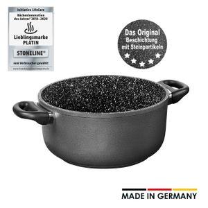 STONELINE® Kochtopf 24 cm,  Germany