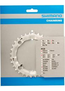 Shimano Deore FC-M510 Kettenblatt 104 mm silber Ausführung 32Z