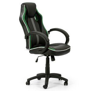 Formula Schreibtischstuhl schwarz und grün