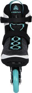 FIREFLY Da.-Inline-Skate ILS 350 W84 WHITE/GREYDARK/TURQU 41