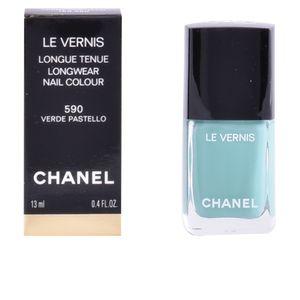 Nagellack Le Vernis Longue Tenue Chanel Farbe 590 - verde pastello 13 ml