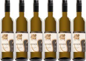 6x Kerner Spätlese 2018 – Weinerlebnis Stühler, Franken – Weißwein