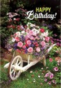 Depesche 3D Foto Klappkarte 022b Happy Birthday