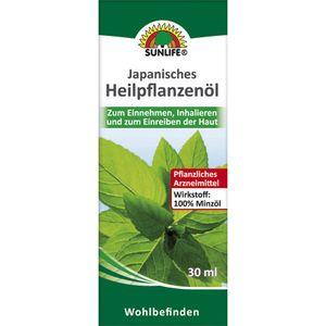 Sunlife Japanisches Heilpflanzenöl 30ml