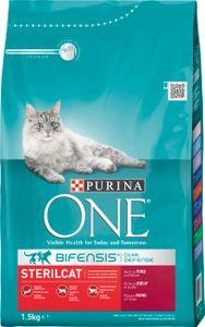 Purina - One Sterilcat mit Rind