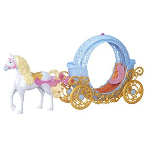 Cinderellas verwandelbare Kutsche (ohne Puppe)