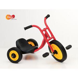 Weplay KM5514 Dreirad Easy Trike rot, klein, rot (1 Stück)