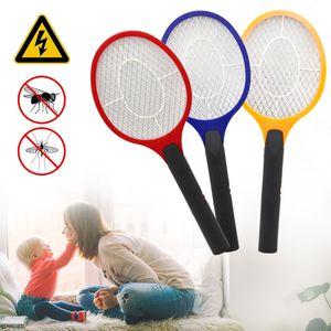 karpal 3X Elektrische Fliegenklatsche Insektenvernichter, Moskito Zapper Doppelte Schichten Mesh Schutz, Fliegenfaenger Frei von Giftstoffen und Geruechen, Ideal fuer Drinnen und Draussen