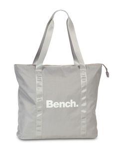 Bench  City Girls Freizeittasche 43 cm - Grau