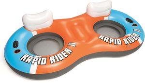 """Bestway Schwimmringsessel """"Rapid Rider X2"""", 251x132 cm; 43113"""