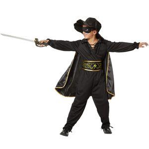 dressforfun Jungenkostüm Zorro - 140 (9-10 Jahre)