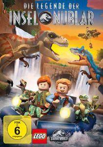 Lego Jurassic World - Staffel #1 (DVD) Die Legende der Insel Nublar - Universal Picture  - (DVDVK / ANIMATION)