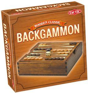 Tactic Spiel Backgammon Classic