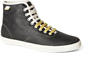 Keds Schuhe Champion Vintage Oiled Hi Charcoal, Schuhgrösse:36