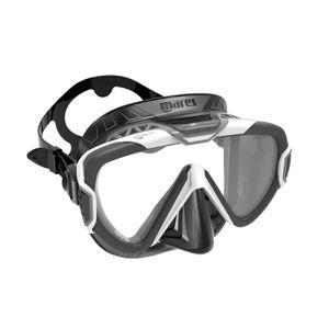 Mares Pure Wire - Tauchmaske, Farbe:schwarz/weiss
