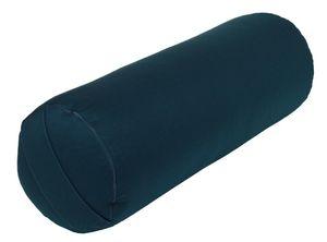 Yoga und Pilates Bolster / Yogarolle D - regional hergestellt, petrol