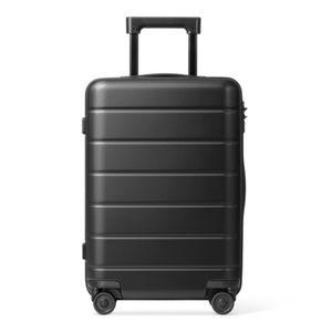 """Xiaomi Mi 20"""" (38 Liter) Hartschalen Trolley Koffer Rollkoffer mit 4 Rollen und TSA-Zahlenschloss Schwarz"""