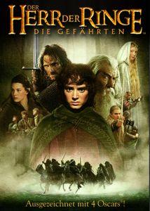 Der Herr der Ringe - Die Gefährten (2 DVDs)