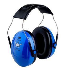 PELTOR Gehörschutz Gehörschutzkapsel KID blau Kinder Gehörschutzbügel KIDS