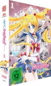 Sailor Moon Crystal - Box 1 - Episoden 1-7 - DVD