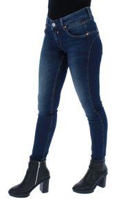 Herrlicher TOUCH SLIM POWERSTRETCH Damenjeans 051 clean, Herrlicher Farben:clean, Jeans Größen:W27/L30