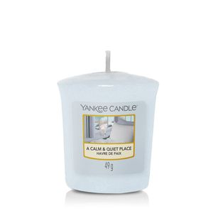 Yankee Candle VOTIVE Calm and Quiet Place