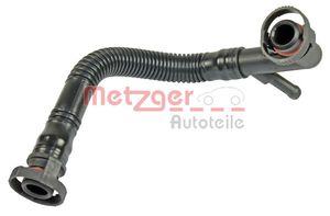 METZGER Schlauch Kurbelgehäuseentlüftung für BMW 3 E46 5 E39 3 Touring E46