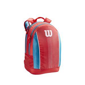 WILSON Wilson Junior Tennisrucksack CORAL/BLUE/WHITE -