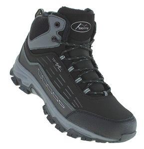 Art 413 Winterstiefel SoftShell Boots Stiefel Winterschuhe Herrenstiefel Herren, Schuhgröße:44