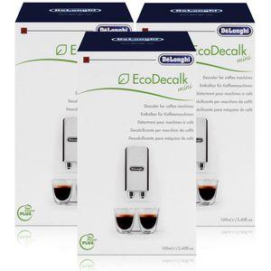Delonghi EcoDecalk Mini Entkalker 1x100ml DLSC101 (3er Pack)