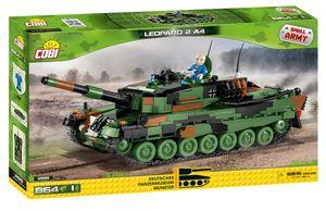 COBI 2618   Leopard 2A4 - Deutsches Panzermuseum 864 Teile
