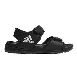 adidas Performance Kinder Badeschuhe AltaSwim C schwarz, Größe:29