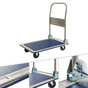 AREBOS Plattformwagen - Transportwagen 150 kg