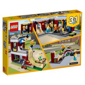 LEGO® Creator Umbaubares Freizeitzentrum 31081