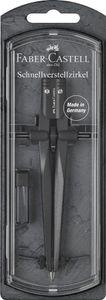 FABER-CASTELL Schnellverstellzirkel STREAM schwarz