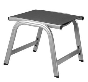 Kettler 0301203-0000 Gartenhocker ; Farbe: Silber / Grau