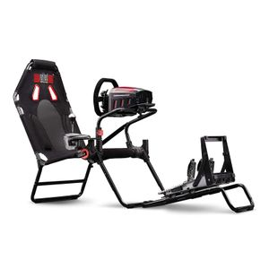 Next Level Racing GT Lite, Farbe:Schwarz