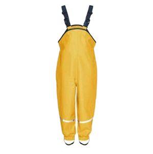 Playshoes Regenlatzhose  gelb Mädchen 405424-12, Farbe Playshoes:gelb, Größe Playshoes:80