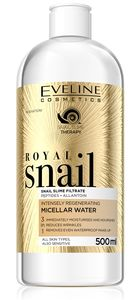 Eveline Cosmetics - Mizellenwasser - Royal Snail 3In1 Micellar Water