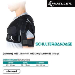 MUELLER Schulterbandage Kompression Gr.S/M Schulterumfang 81-101cm