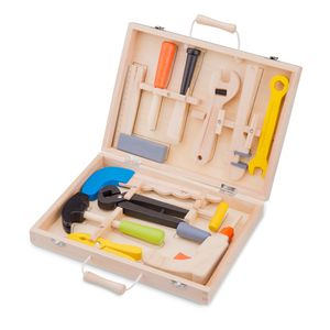 New Classic Toys, 12-teiliges Werkzeugset