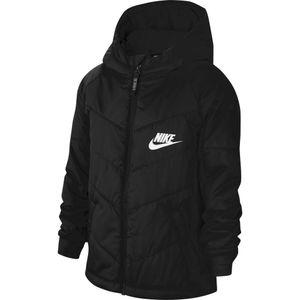 Nike U Nsw Synthetic Fill Jacket Black/Black/Black/White S